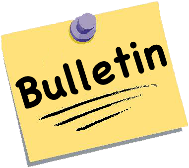 Read our daily bulletin